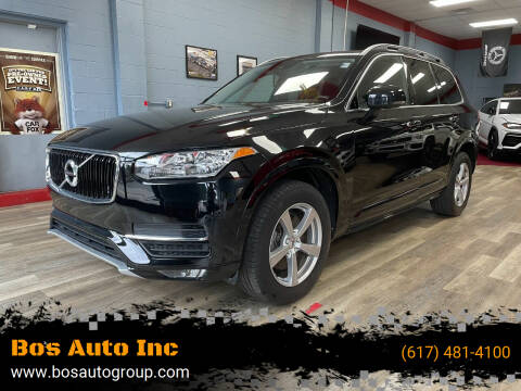 2016 Volvo XC90 for sale at Bos Auto Inc in Quincy MA