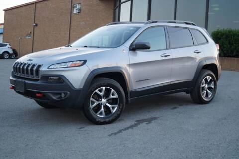 2018 Jeep Cherokee for sale at Next Ride Motors in Nashville TN