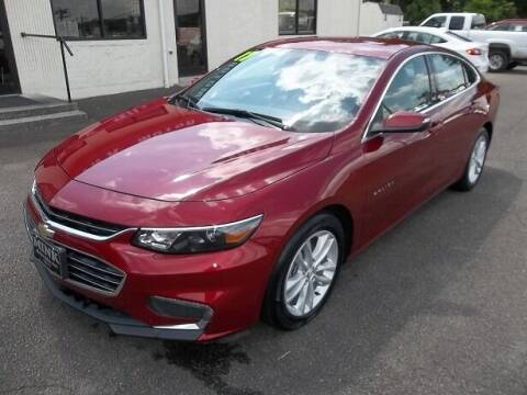 2017 Chevrolet Malibu for sale at MINK MOTOR SALES INC in Galax VA