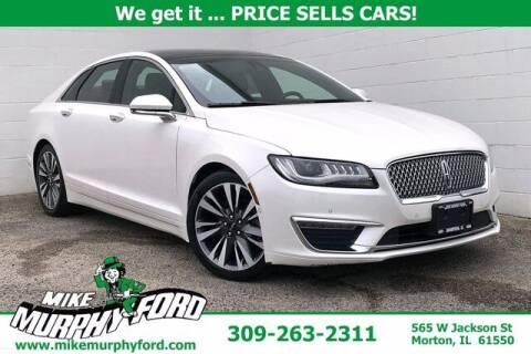 2017 Lincoln MKZ Hybrid for sale at Mike Murphy Ford in Morton IL
