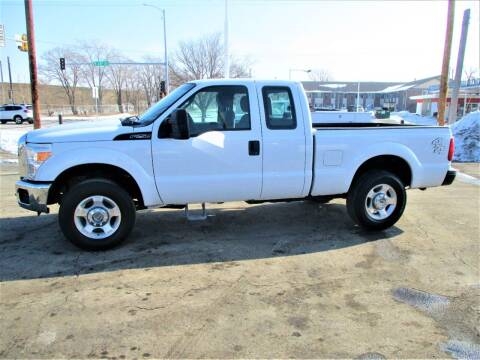 2012 Ford F-250 Super Duty for sale at Steffes Motors in Council Bluffs IA