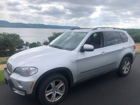 2010 BMW X5 for sale at Triple R Sales in Lake City MN