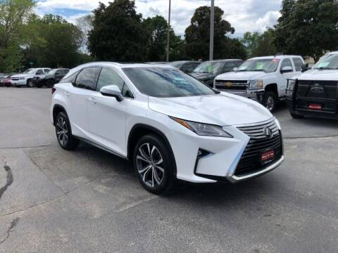2018 Lexus RX 350 for sale at WILLIAMS AUTO SALES in Green Bay WI