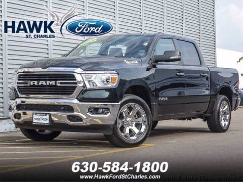 2019 RAM Ram Pickup 1500 for sale at Hawk Ford of St. Charles in Saint Charles IL