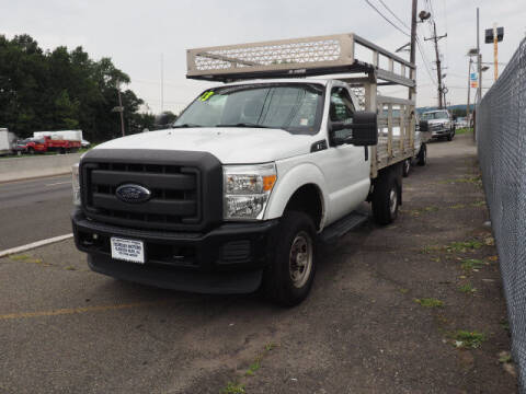 2013 Ford F-250 Super Duty for sale at Scheuer Motor Sales INC in Elmwood Park NJ