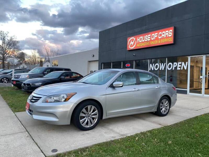 2012 Honda Accord for sale at HOUSE OF CARS CT in Meriden CT