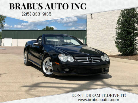 2004 Mercedes-Benz SL-Class for sale at Car Time in Philadelphia PA