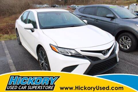 2020 Toyota Camry for sale at Hickory Used Car Superstore in Hickory NC