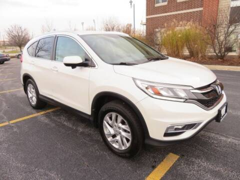 2015 Honda CR-V for sale at Import Exchange in Mokena IL