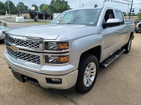 2015 Chevrolet Silverado 1500 for sale at County Seat Motors in Union MO