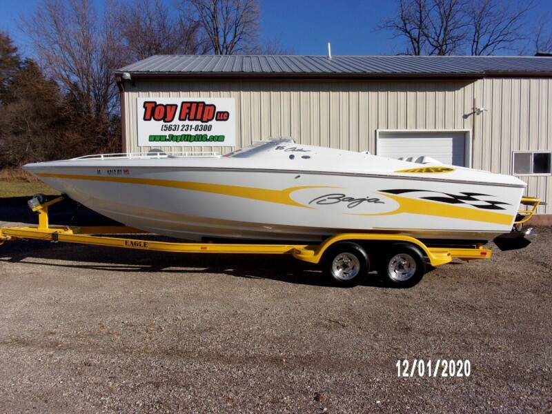 1999 Baja 25 Outlaw SST for sale at Toy Flip LLC in Cascade IA