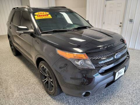 2015 Ford Explorer for sale at LaFleur Auto Sales in North Sioux City SD