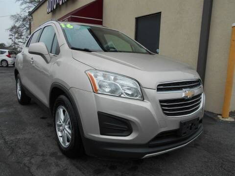 2016 Chevrolet Trax for sale at AutoStar Norcross in Norcross GA