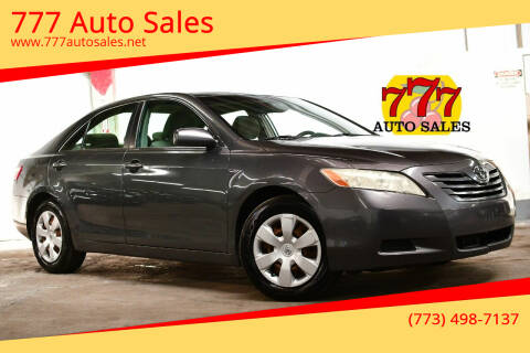 2007 Toyota Camry for sale at 777 Auto Sales in Bedford Park IL