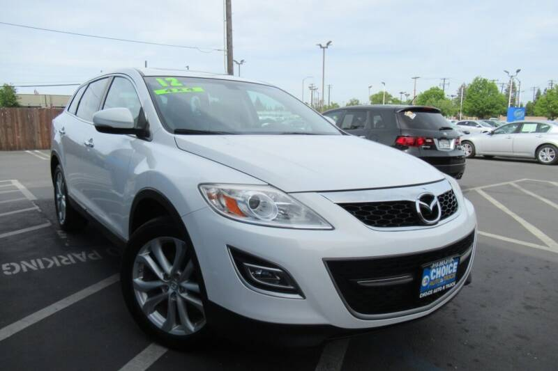 2012 Mazda CX-9 for sale at Choice Auto & Truck in Sacramento CA