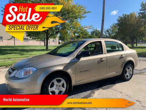 2006 Chevrolet Cobalt for sale at World Automotive in Euclid OH