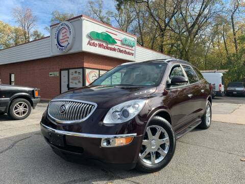2009 Buick Enclave for sale at GMA Automotive Wholesale in Toledo OH