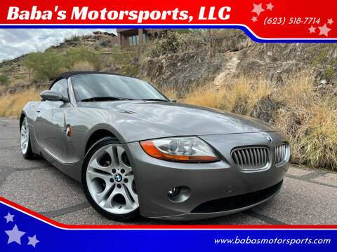 2003 BMW Z4 for sale at Baba's Motorsports, LLC in Phoenix AZ