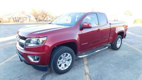 2018 Chevrolet Colorado for sale at Mid Kansas Auto Sales in Pratt KS