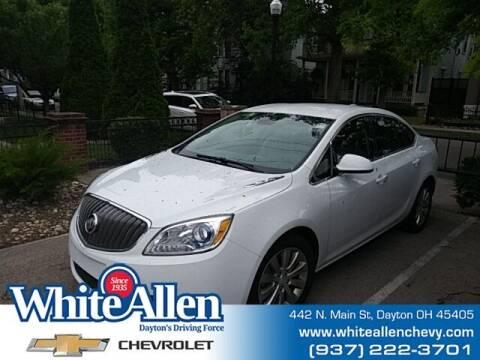 2015 Buick Verano for sale at WHITE-ALLEN CHEVROLET in Dayton OH