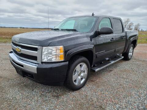 2009 Chevrolet Silverado 1500 for sale at Shinkles Auto Sales & Garage in Spencer WI