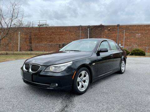 2008 BMW 5 Series for sale at RoadLink Auto Sales in Greensboro NC