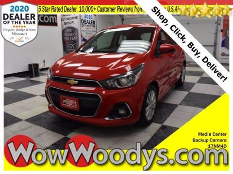 2017 Chevrolet Spark for sale at WOODY'S AUTOMOTIVE GROUP in Chillicothe MO