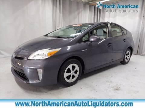 2012 Toyota Prius for sale at North American Auto Liquidators in Essington PA