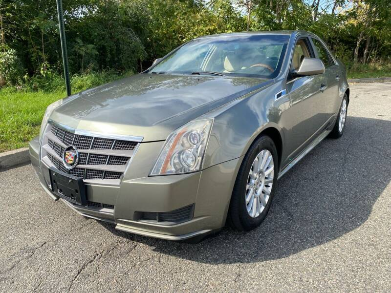 2011 Cadillac CTS for sale at Pristine Auto Group in Bloomfield NJ