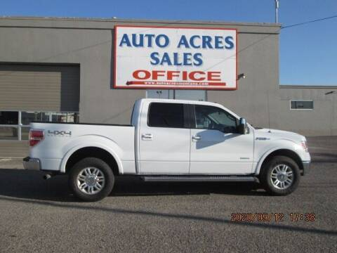 2011 Ford F-150 for sale at Auto Acres in Billings MT