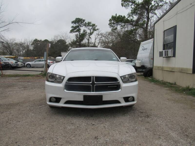 2012 Dodge Charger for sale at Jump and Drive LLC in Humble TX