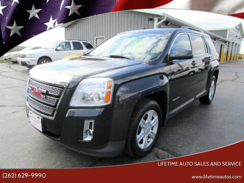 2014 GMC Terrain for sale at Lifetime Auto Sales and Service in West Bend WI