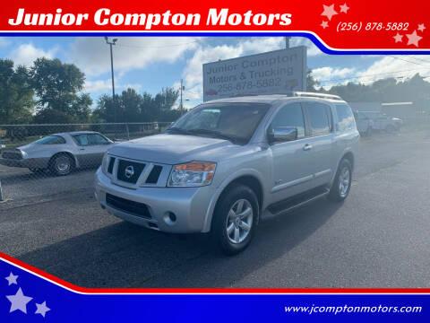 2008 Nissan Armada for sale at Junior Compton Motors in Albertville AL