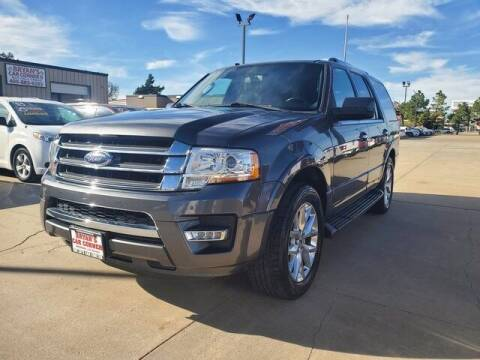 2016 Ford Expedition for sale at Bryans Car Corner in Chickasha OK