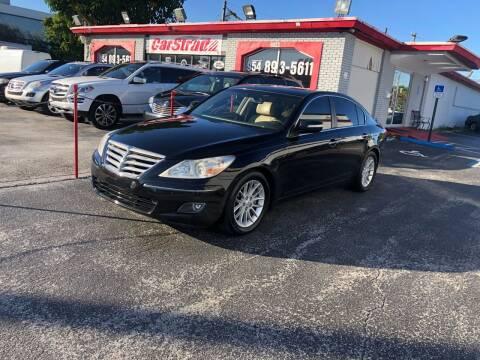 2011 Hyundai Genesis for sale at CARSTRADA in Hollywood FL