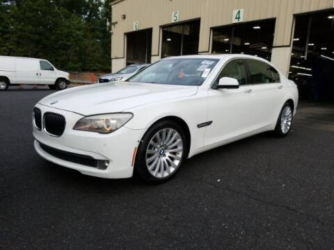 2010 BMW 7 Series for sale at Cross Automotive in Carrollton GA