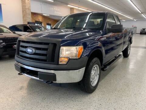 2011 Ford F-150 for sale at Dixie Imports in Fairfield OH