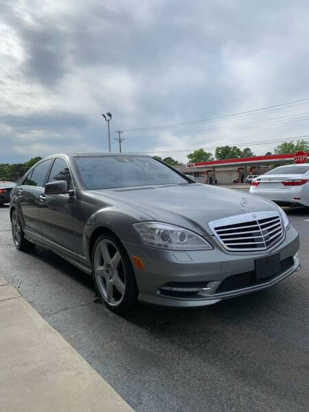 2013 Mercedes-Benz S-Class for sale at City to City Auto Sales in Richmond VA