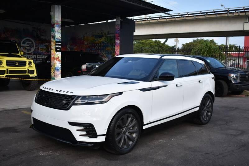 2018 Land Rover Range Rover Velar for sale at STS Automotive - Miami, FL in Miami FL