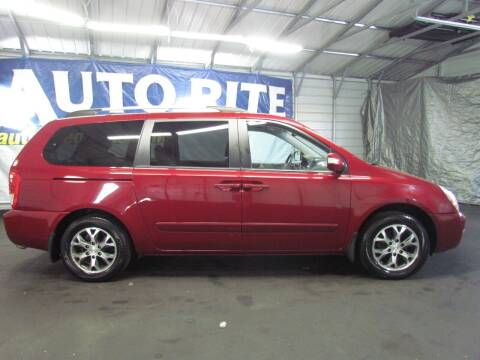 2014 Kia Sedona for sale at Auto Rite in Cleveland OH