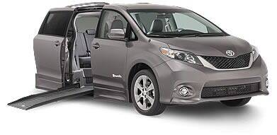 2021 Toyota Sienna for sale at The Mobility Van Store in Lakeland FL