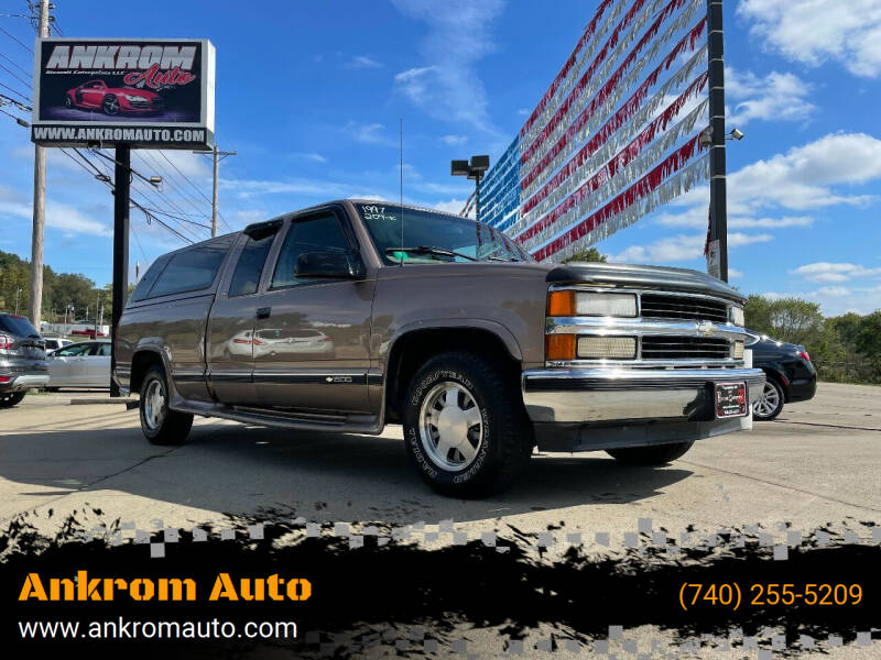 1997 Chevrolet C/K 1500 Series for sale at Ankrom Auto in Cambridge OH