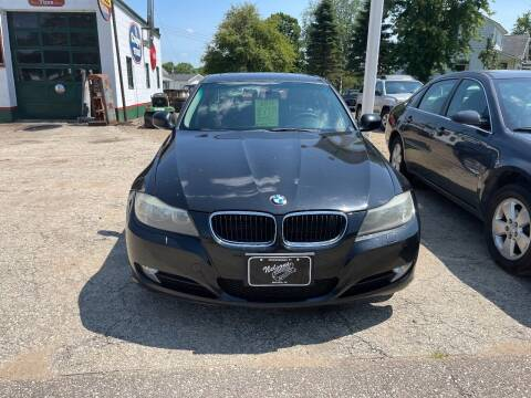 2011 BMW 3 Series for sale at Nelson's Straightline Auto - 23923 Burrows Rd in Independence WI