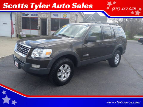 2006 Ford Explorer for sale at Scotts Tyler Auto Sales in Wilmington IL