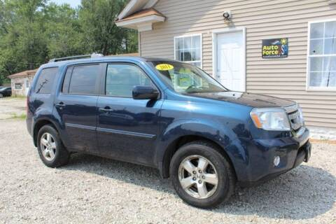 2011 Honda Pilot for sale at Auto Force USA in Elkhart IN