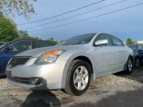 2009 Nissan Altima for sale at Auto Warehouse in Poughkeepsie NY