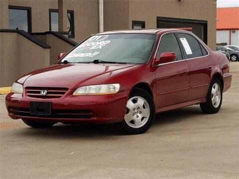 2001 Honda Accord for sale at Bryans Car Corner in Chickasha OK