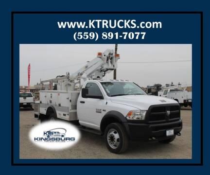 2018 RAM 4500 for sale at Kingsburg Truck Center in Kingsburg CA