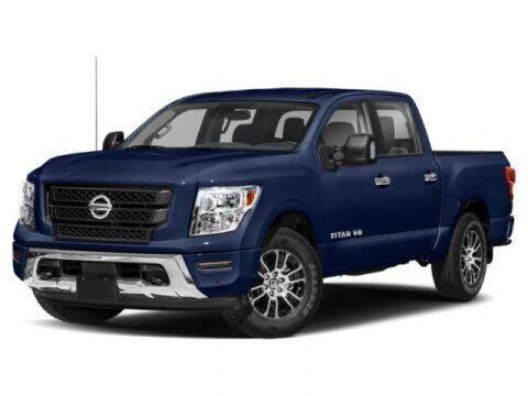 2021 Nissan Titan for sale in Mesa, AZ