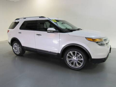 2012 Ford Explorer for sale at Salinausedcars.com in Salina KS